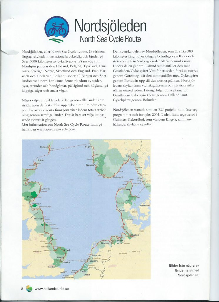 Nordsjön runt presentation