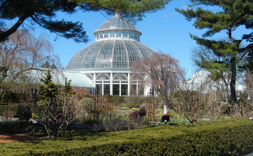 New York – Botaniska trädgården